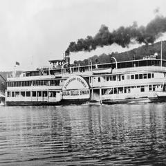 Julia Belle Swain (Packet/Excursion boat, 1917-1931)