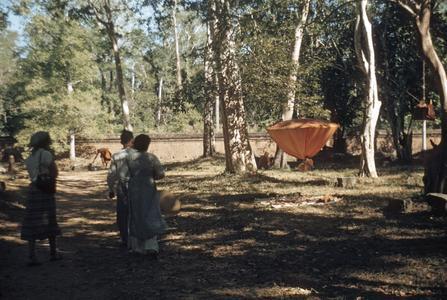 Bonze tents at Phimeanakas