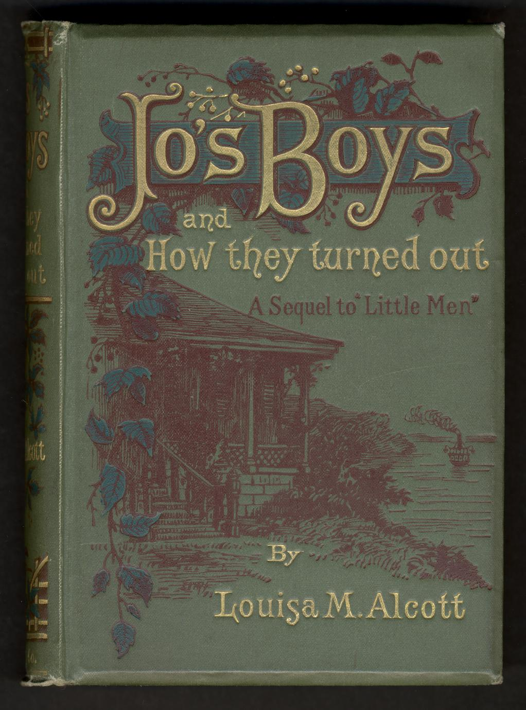 "Jo's boys, and how they turned out : a sequel to ""Little men"" (1 of 2)"