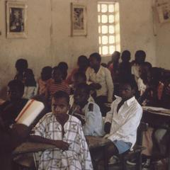 School in Casamance Region
