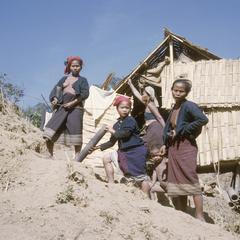 Ethnic Khmu' women