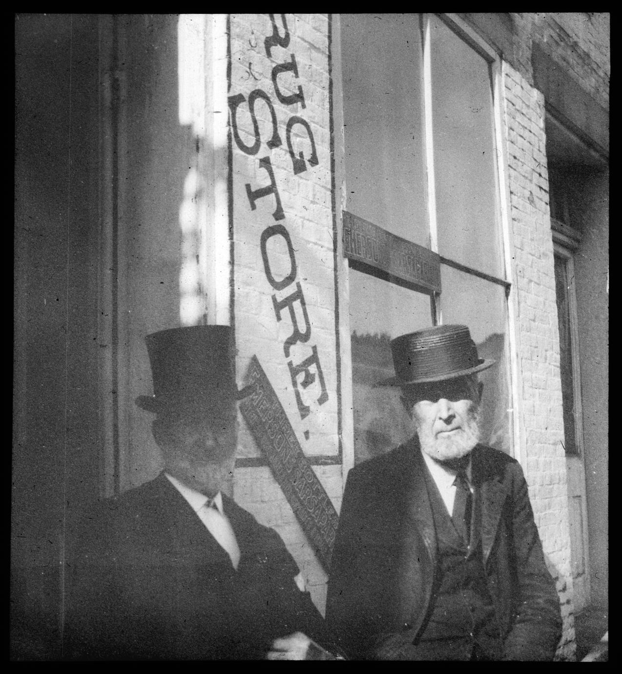 Drs. I. B. and L. T. Brittingham