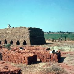 Chadian Owned and Operated Brick Works