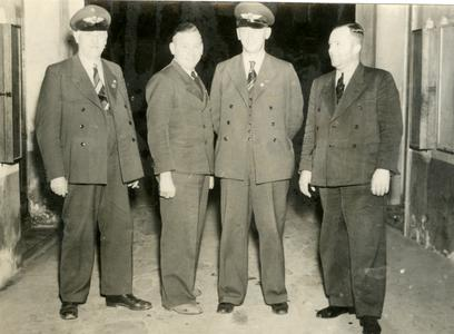 Unknown American officers