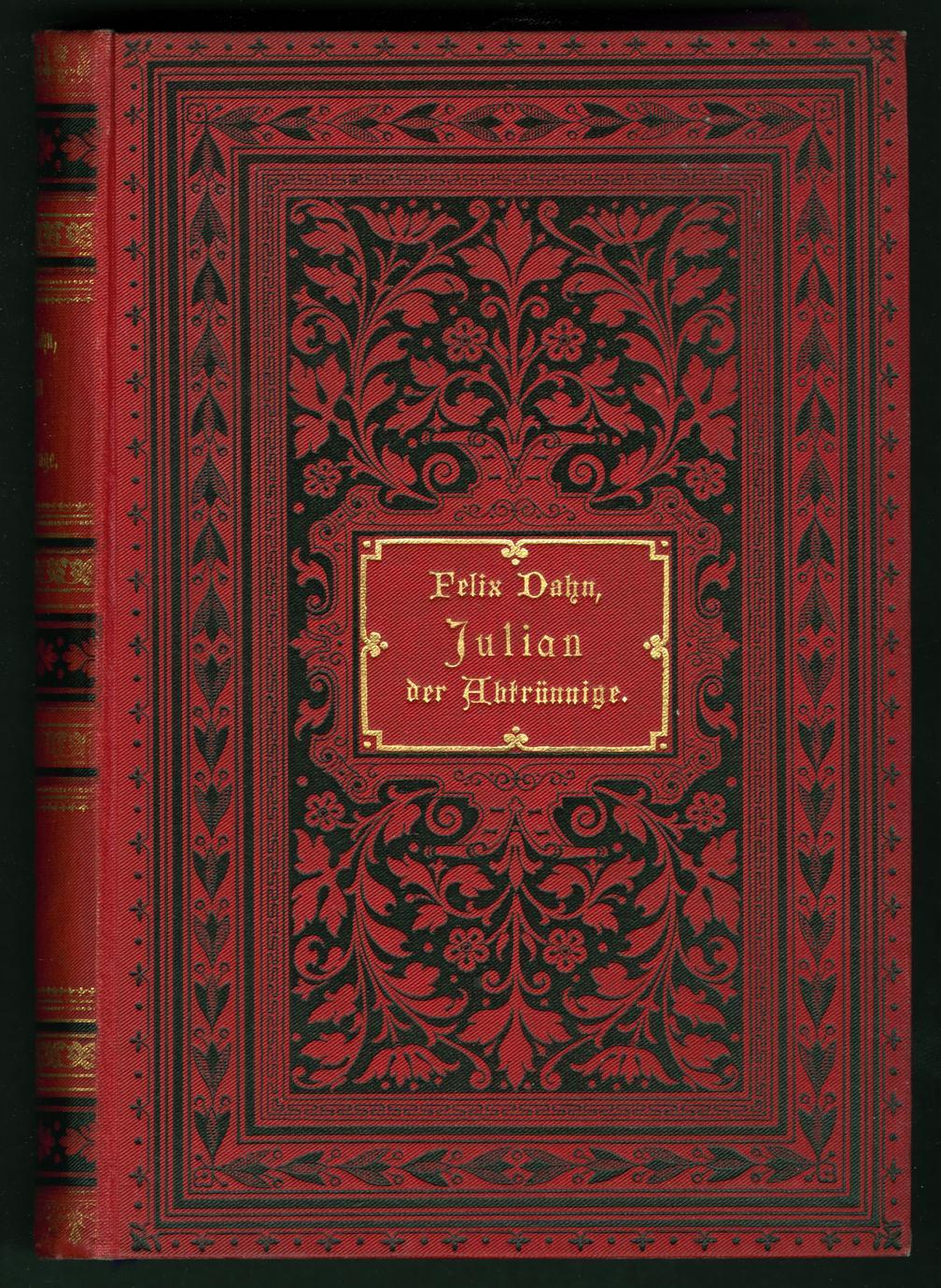 Julian der Abtrünnige : geschichtlicher Roman; v. 3 (1 of 3)