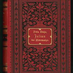 Julian der Abtrünnige : geschichtlicher Roman; v. 3