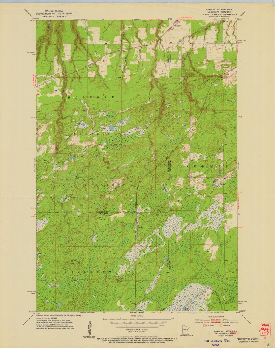 Foxboro quadrangle