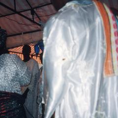 People at the Ifaturoti wedding