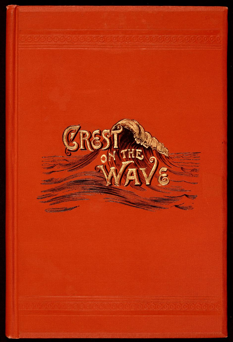 Crest on the wave : poems (1 of 2)