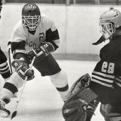 UW vs. Boston College hockey game