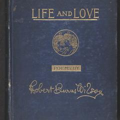 Life and love : poems