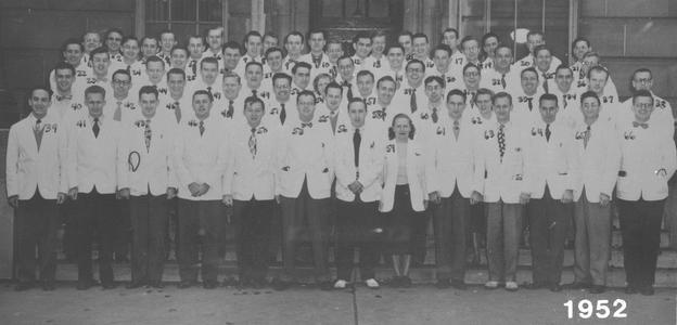 Class of 1952 Medical School