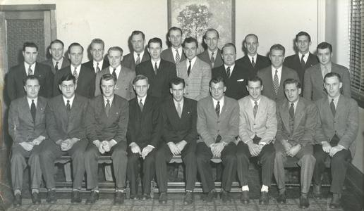 Phi Omega Beta group photograph