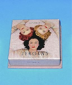 Jergens face powder