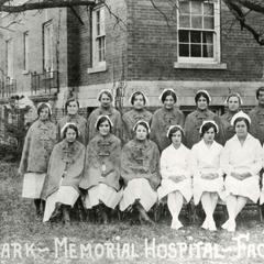 Nurses and Faculty