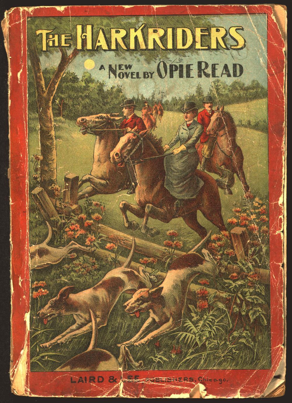 The Harkriders : a novel (1 of 2)
