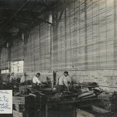 Waukesha Foundry Co., Waukesha, interior
