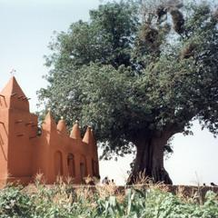 Mosque for the Mother of Biton Mamari Kulubali