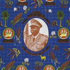 Ali Saibou, President du MNSD