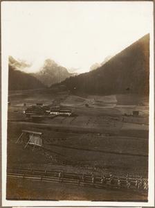Das Erschbaumertal bei Kartitsch i. Südtirol