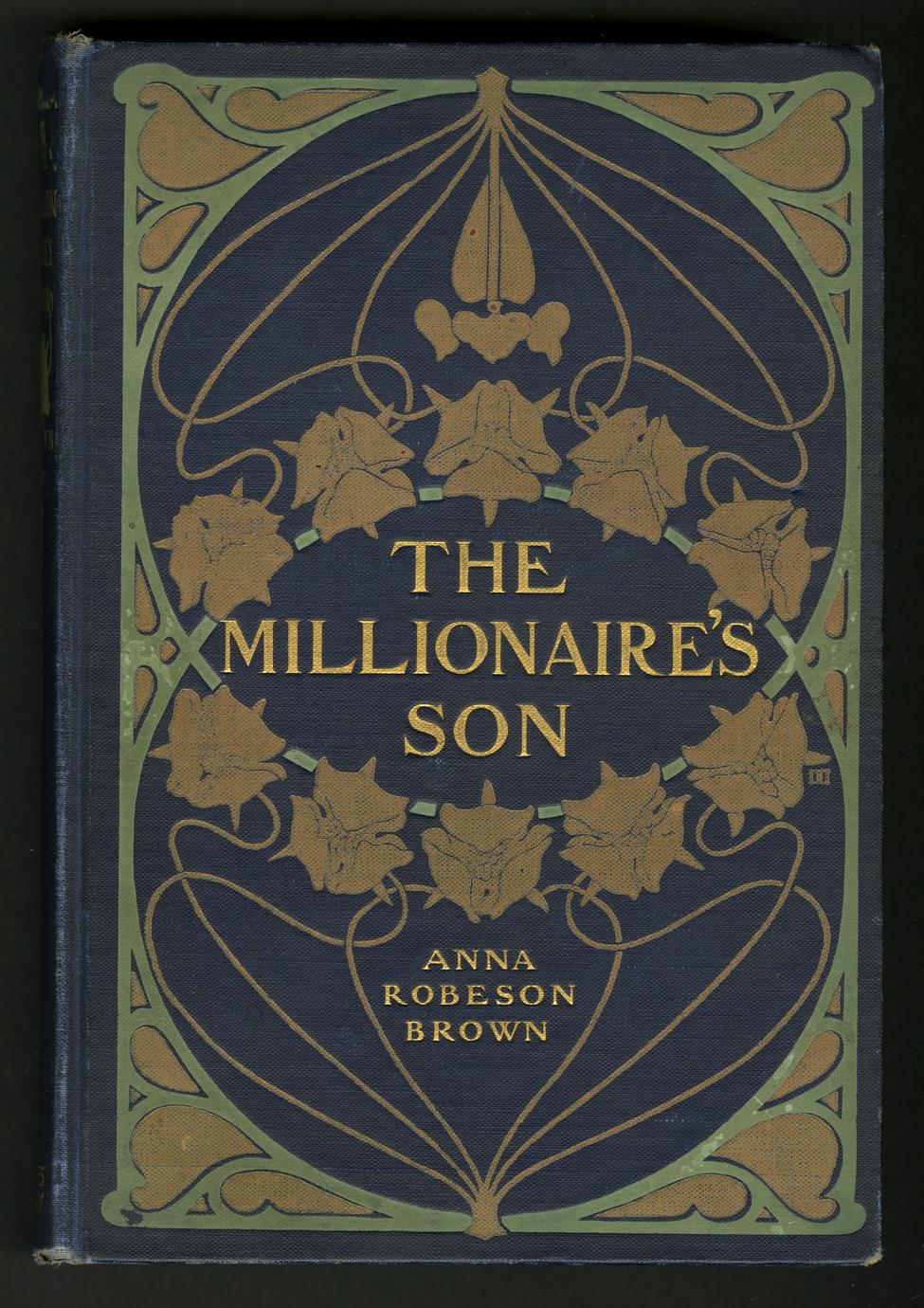 The millionaire's son (1 of 3)