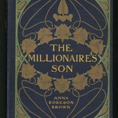The millionaire's son