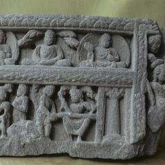 NG154b, Figured Relief