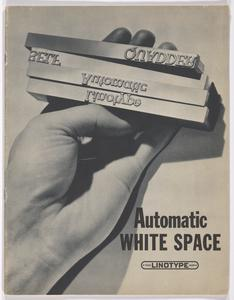 Automatic white space