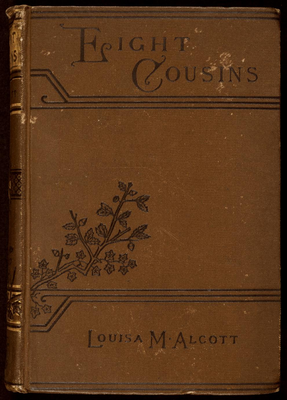 Eight cousins ; or, The aunt-hill (1 of 2)