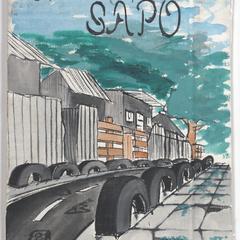 A ambição do sapo : história baseada em relatos da tradição oral moçambicana