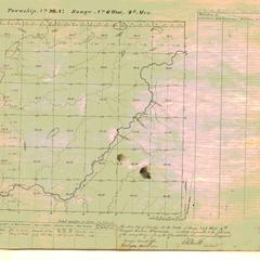 [Public Land Survey System map: Wisconsin Township 29 North, Range 06 West]