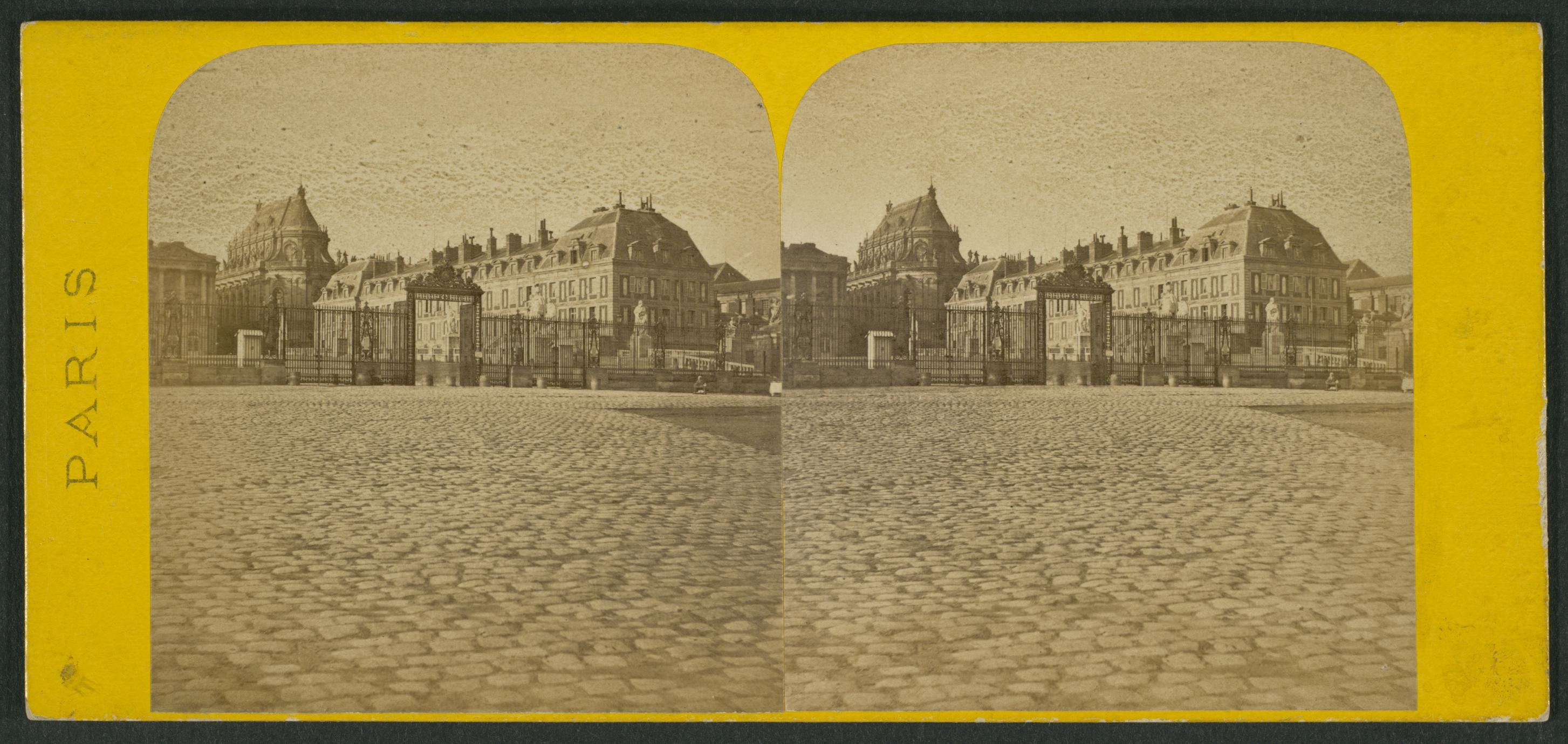 Le Château Versailles (1 of 3)