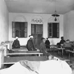 Inside the women's ward in the old Yeungkong 陽江 hospital