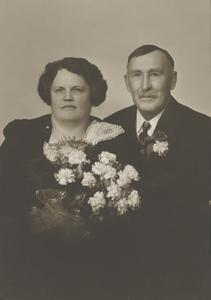 Fred Schindler, Sr., and Katharina Klassy Schindler