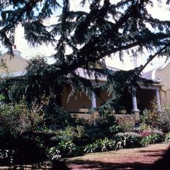 Home of White Family in Johannesburg Suburb of Parktown