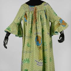 International Women's Day 2010--Celadon dress