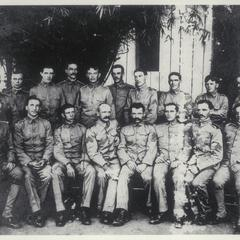 U.S. non-commissioned officers, early 1900s