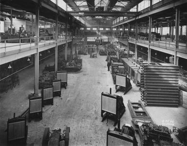 Waukesha Engine Company, Waukesha, interior