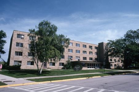McCutchan Hall