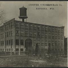 Cooper Underwear factory exterior