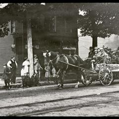 July Fourth parade of 1905