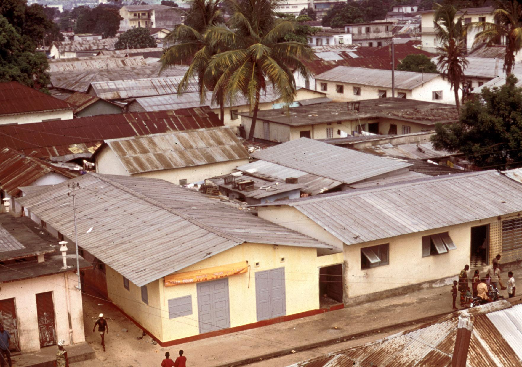 Trenchville, Abidjan