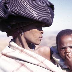 Xhosa Transkei family