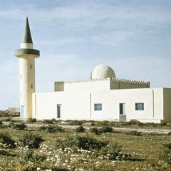 Mosque at Garian