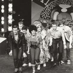 """University Players production of """"Grease"""", 1981"""
