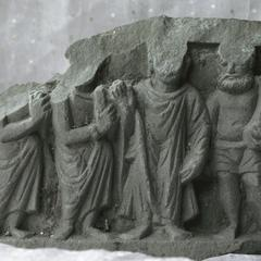 NG427, Figured Relief