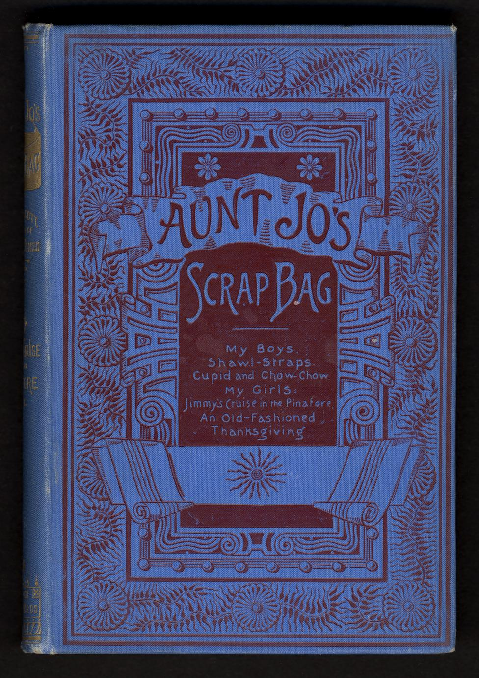 Aunt Jo's scrap-bag (1 of 3)