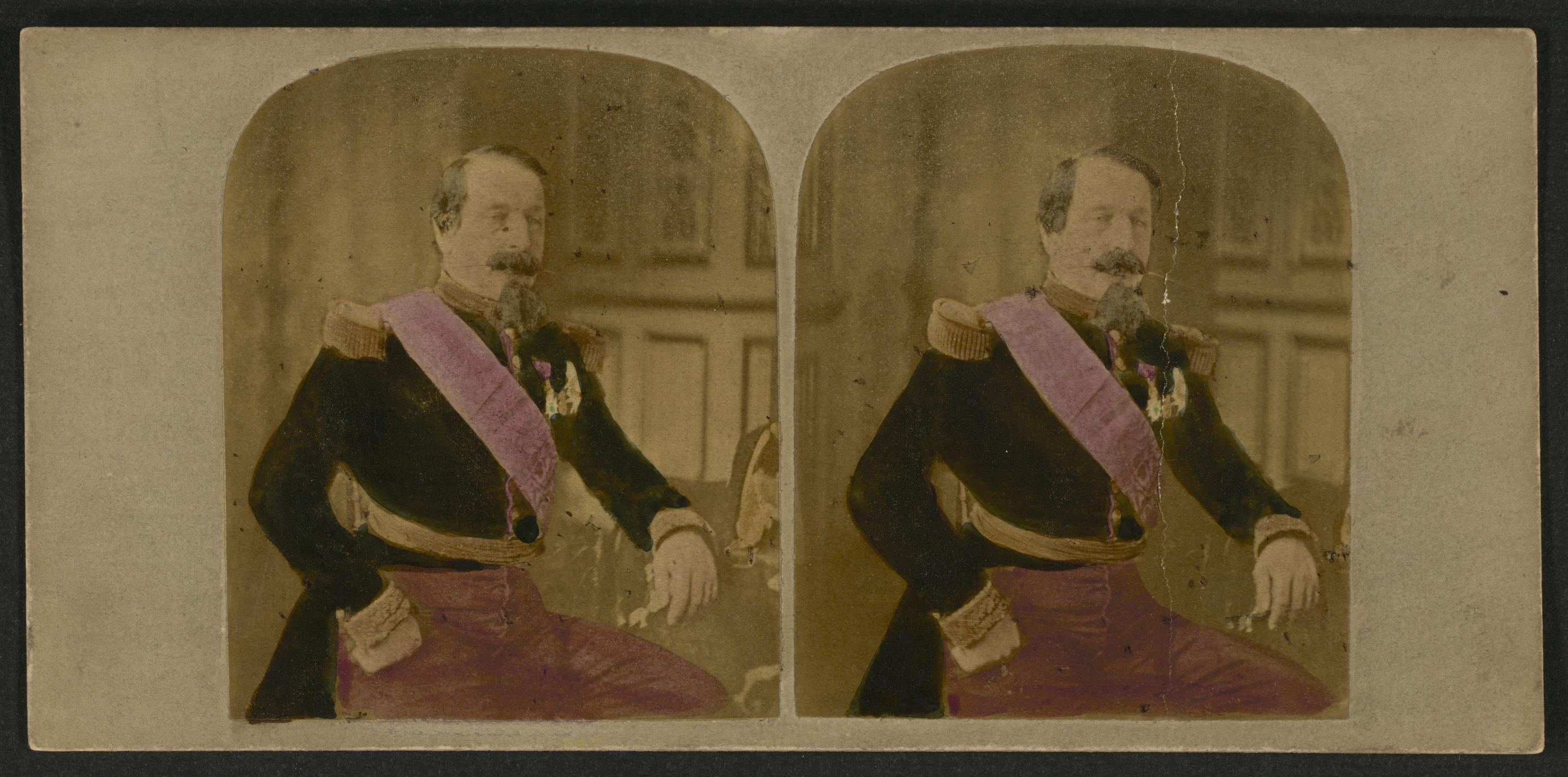 His Majesty, Napoleon III : (Charles Louis) Emperor of the French (1 of 3)