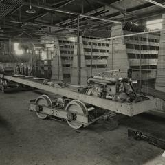 Winther factory interior