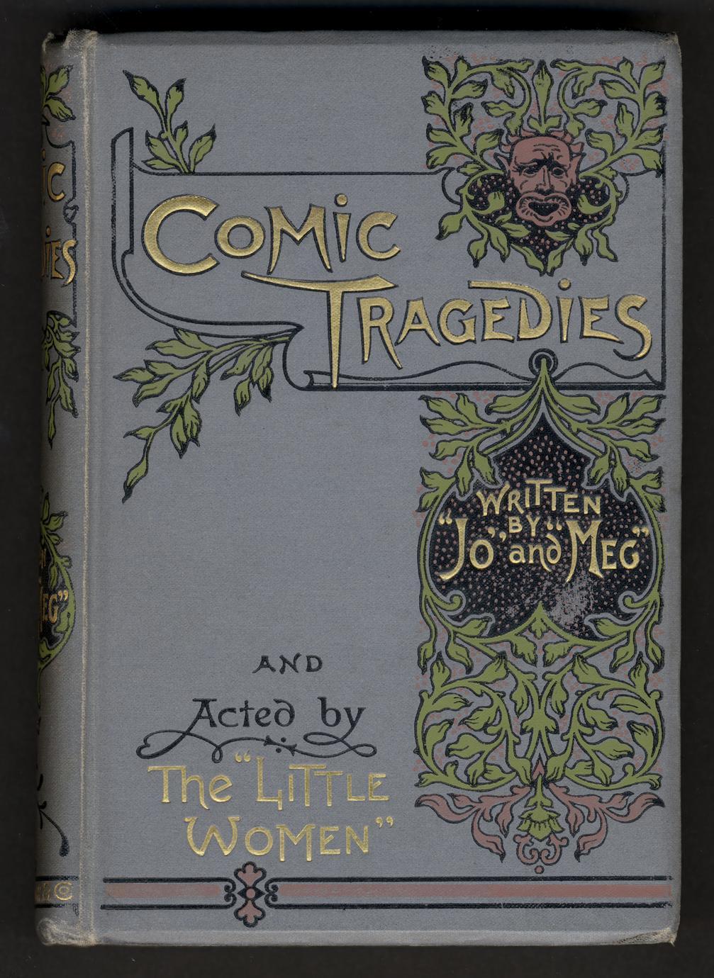Comic tragedies (1 of 3)